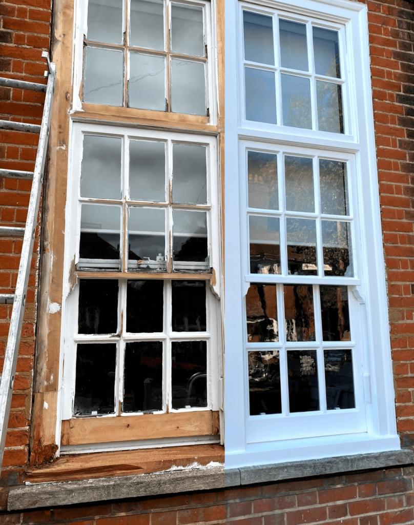 sash windows repair Herford