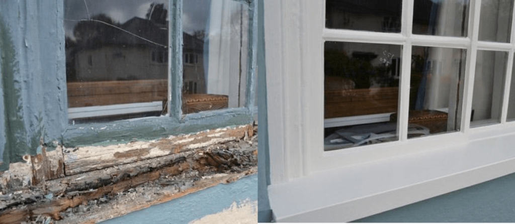 sash window repair essex