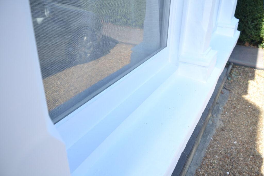 Sash Windows sill repair