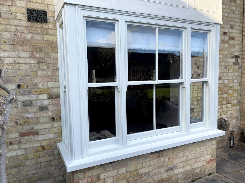 sash windows repair in Hertfordshire