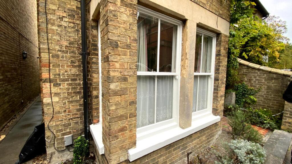 victorian bay window history