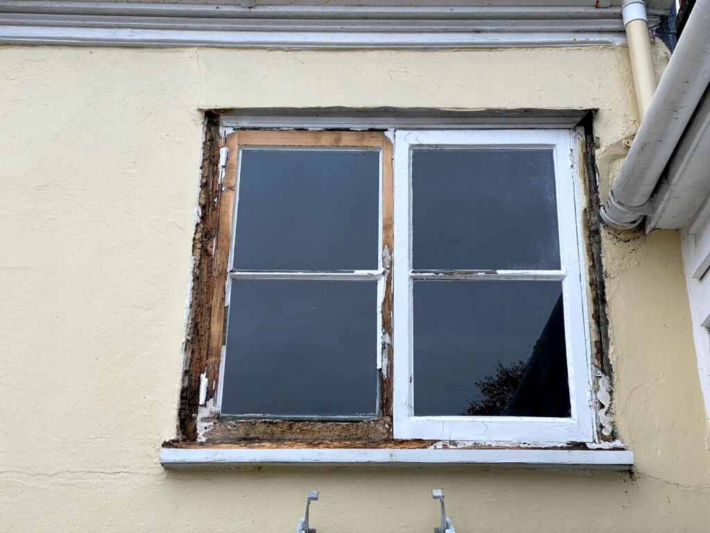 Windows restoration Colchester