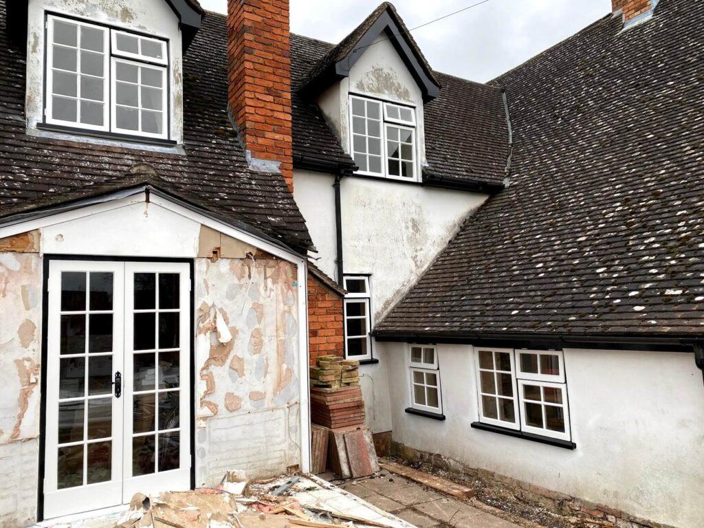 Casement Windows Restoration