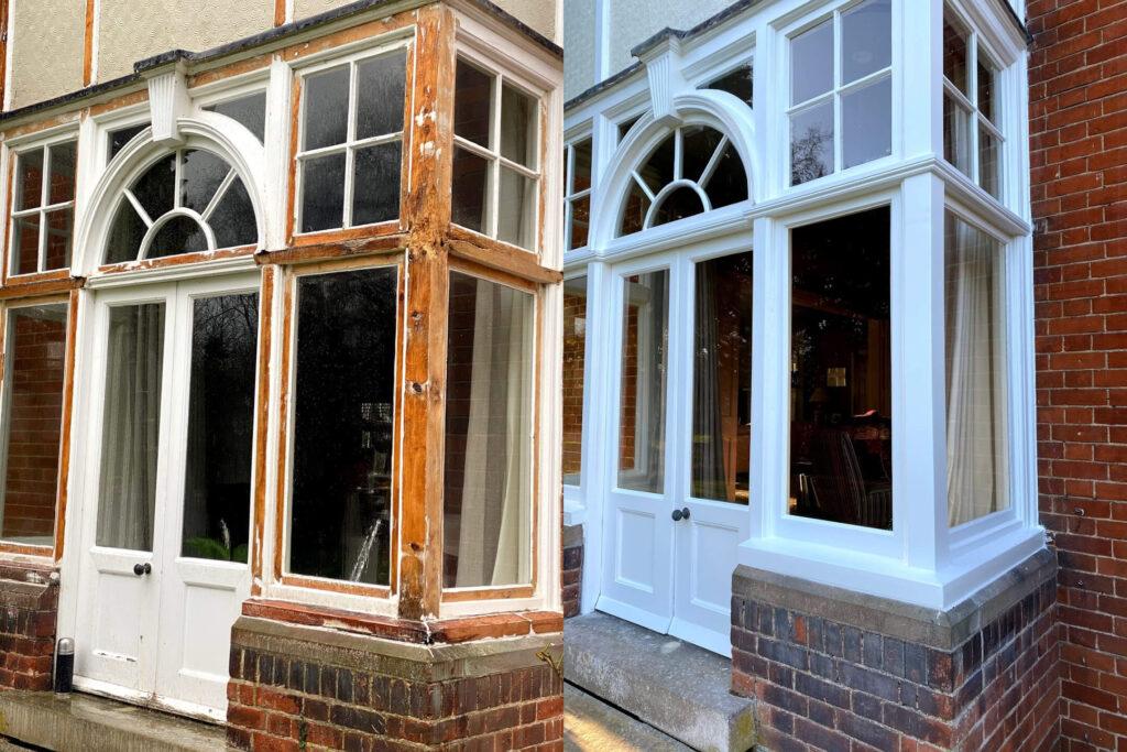 Sash windows repair Suffolk