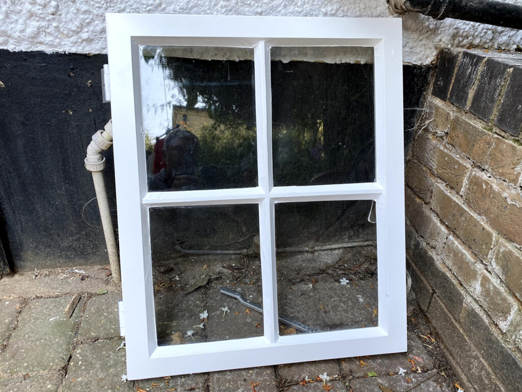Hertfordshire wooden windows repair