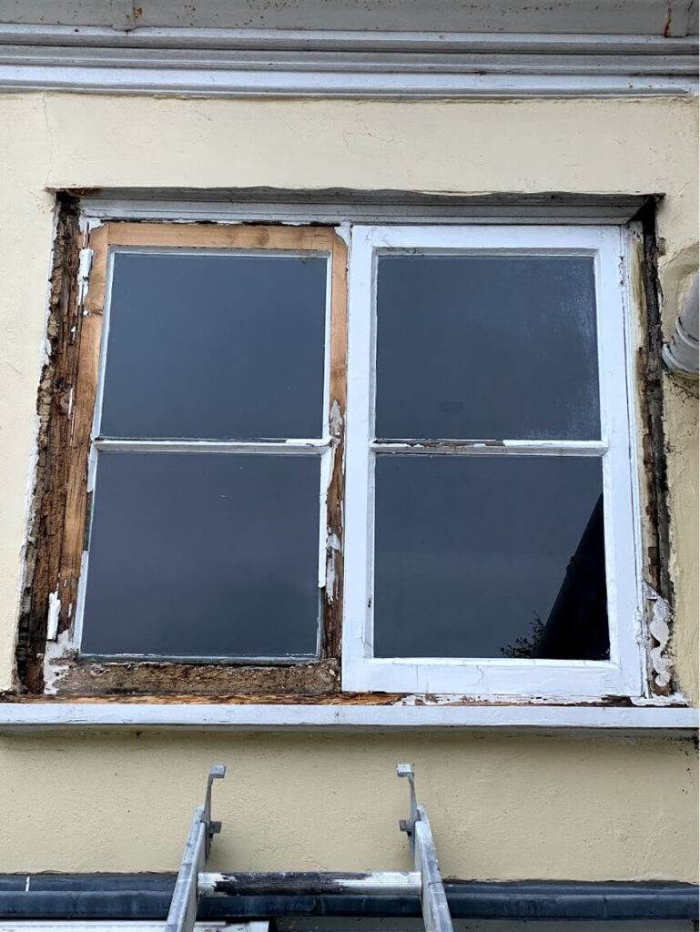 Window restoration Sawbridgeworth