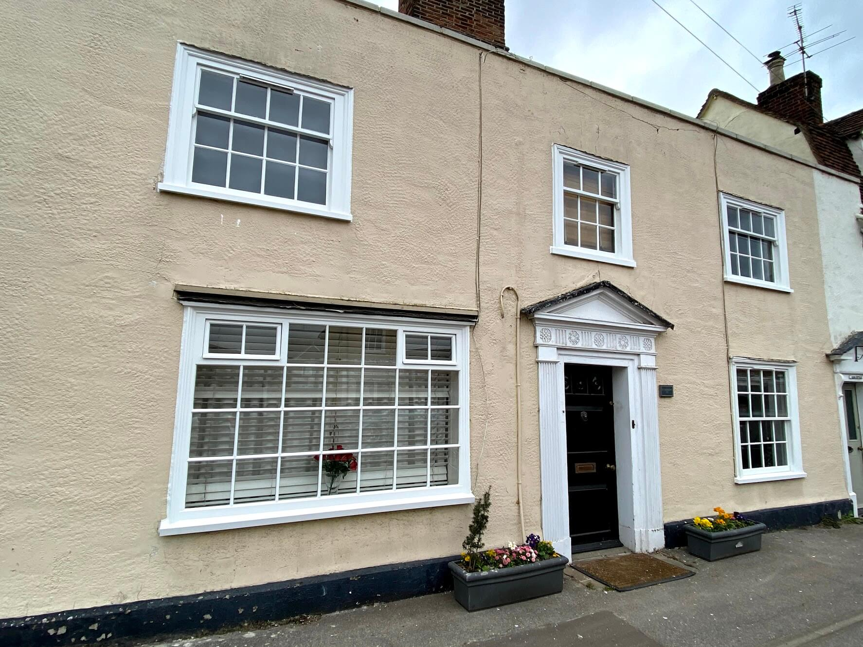 Sash windows repair in Kelvedon