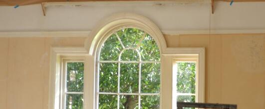 sash window trim