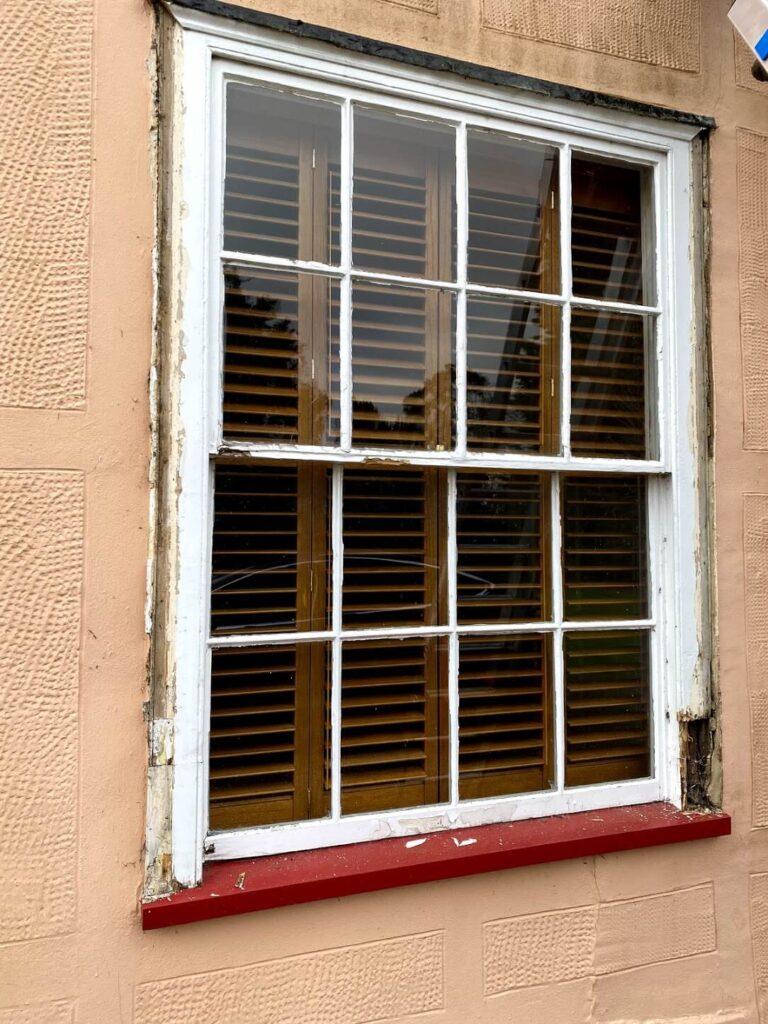 sash windows renovation near Braintree