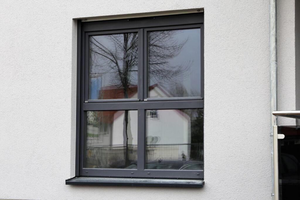 aluminium window sizes