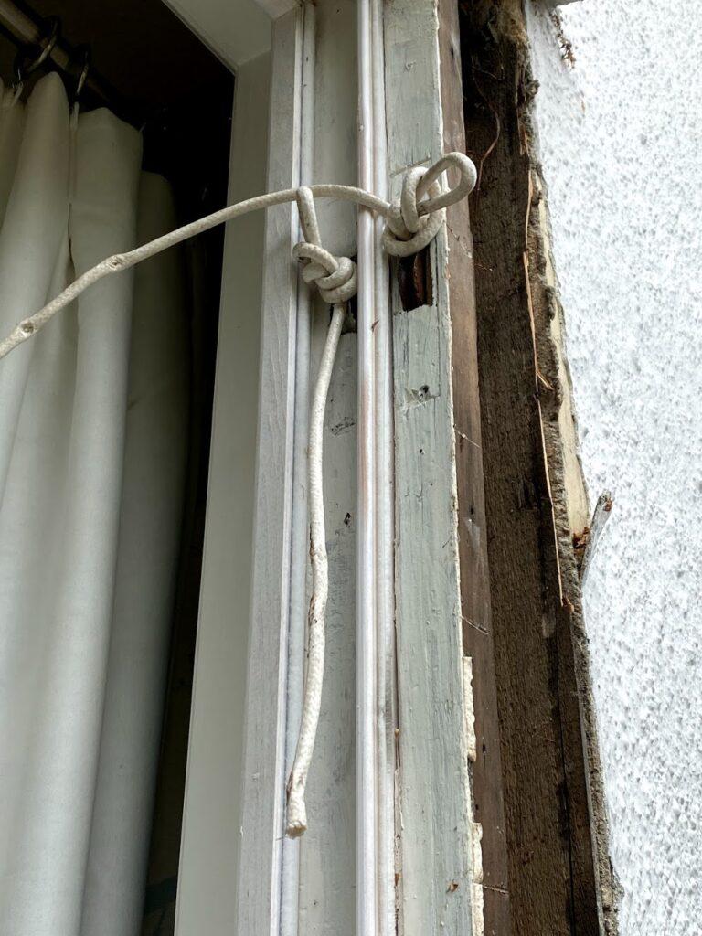 sash window cord