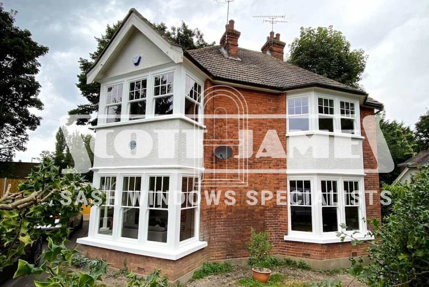 FINEO glass double glazing installation in Brentwood