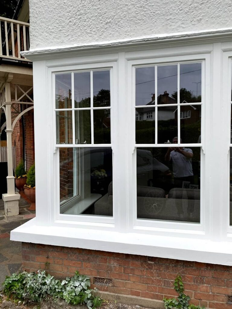 Double glazing installation in Brentwood